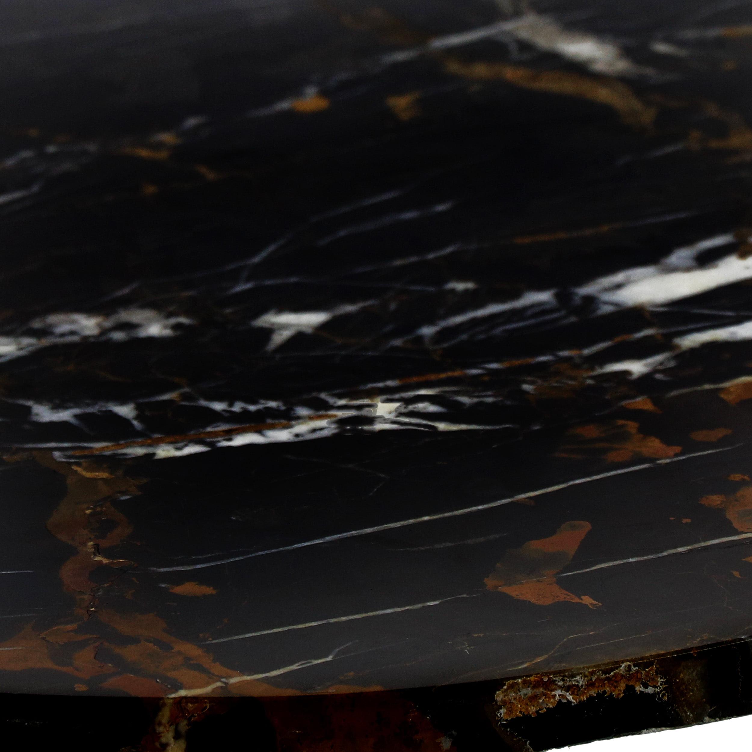Table d'appoint  en marbre Pomax