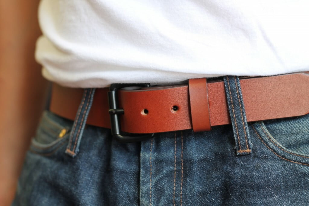 Standard belt Tanner goods
