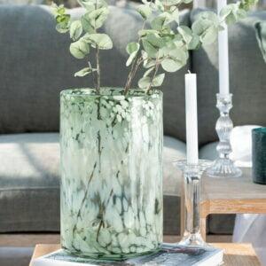 """Vase/photophore """"Printemps"""""""
