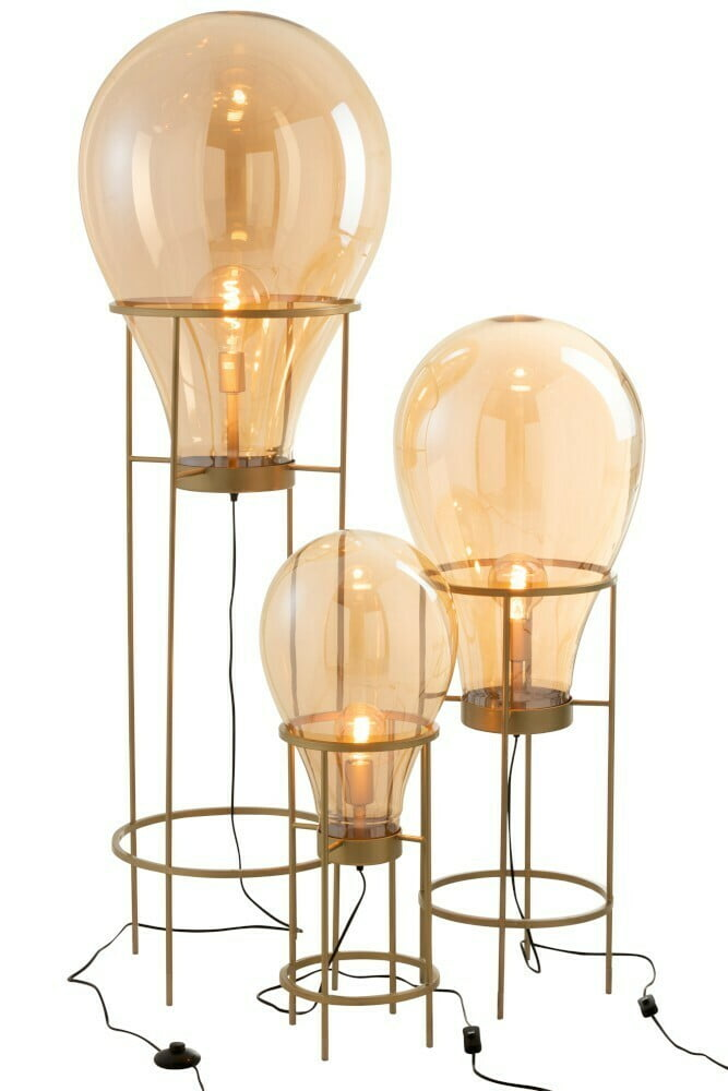 Lampe Montgolfière taille L