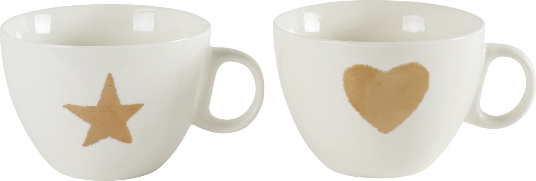 Lot de 2 mugs Athezza