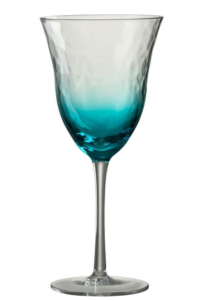 Verre à vin X4 blue