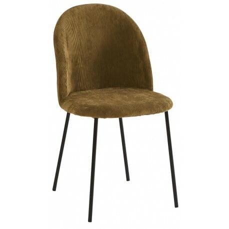 Lot de 2 chaises Abba Hanjel
