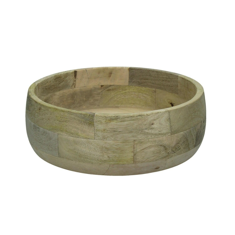 Saladier bois de manguier-Pomax
