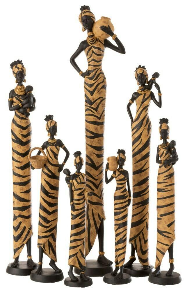 Statue femme africaine J-Line