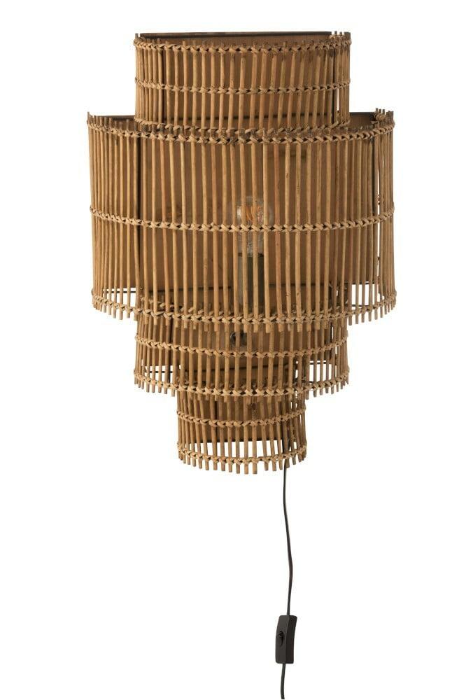 Applique bambou naturel J-line